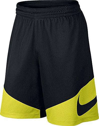 Nike M NK SHORT HBR - Shorts für Herren Black/Electrolime