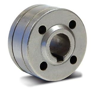 abratools Roller Drag Diameter 30Aluminium AlMg50.8/1.0