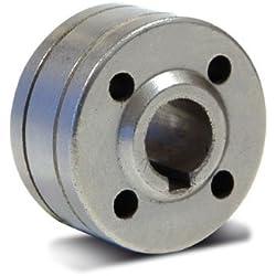 GYS Guidage de fil-Diamètre 0,9/1,2mm-Fil fourré-Type A, 1pièce, 042346