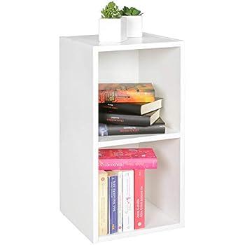 LOFT Regal mit 4 Fächern Bücherregal Wohnzimmer