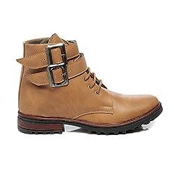 TEN Beige Boots