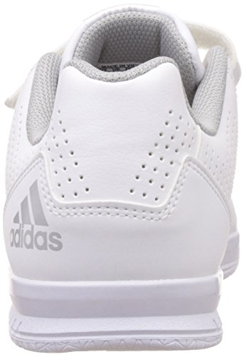adidas - Lk Trainer 7 Cf K, Scarpe sportive Bambino Bianco (Blanco (Ftwbla / Ftwbla / Onicla))