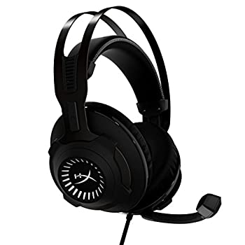 Hyperx Hx-hscrs-gmem Cloud Revolver S Dolby Surround 7.1 Gaming Headset, Gun Metal 7