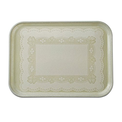 Camtray 450x320x30mm Cambro 1318-241 Doily Ant.Parchm. Cambro Doily