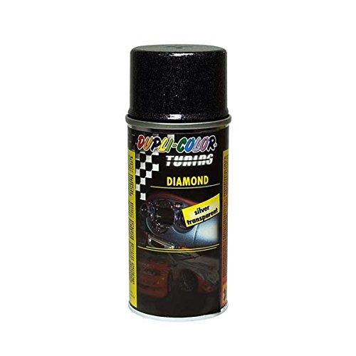 Duplicolor 665332 Spray de Tuning Metálico, Color Plata Transparente,
