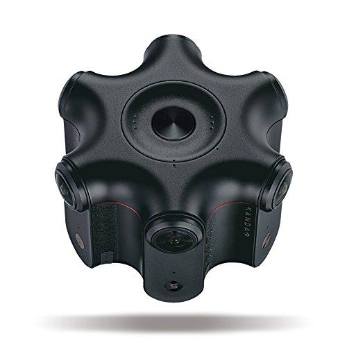 Oferta de KanDao Obsidiana S - VR 3D Profesionales de Alta Velocidad de 120fps 360 cámara