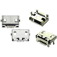 Portatilmovil - Conector DE Carga para Lenovo A10-70 A7600-F Micro USB