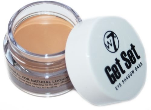 W7 Cosmetics Get Set Eye Shadow Base Natural