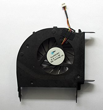 Power4Laptops Looleking CPU Cooling Fan for HP Pavilion dv7-2000 dv7t-2000 CTO dv7-2100 dv7-2200 dv7t-2200 CTO dv7-2300 dv7-3000 dv7t-3000 CTO dv7-3100 dv7t-3100 CTO dv7-3300 series KIPO 055613R1S DC5V 1.75W (Fit For Intel CPU Only) Note: There are two kinds of fan for the laptops declared in the title,they look similar on appearance, but their sizes have a little difference. Pls check carefully before you pruchase, because they are not compatible with each other