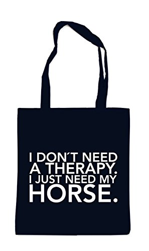 I Don`t Need A Therapy Sac Noir Certified Freak
