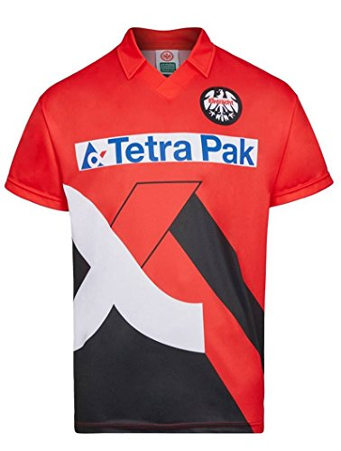 Eintracht Frankfurt Retrotrikot 1994/95 Home (L) (Home Retro Trikot)