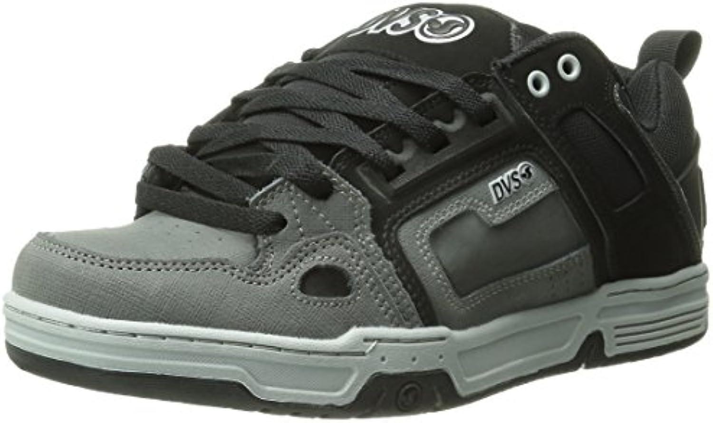 DVS Shoes Comanche Black Trubuck gunny  Billig und erschwinglich Im Verkauf