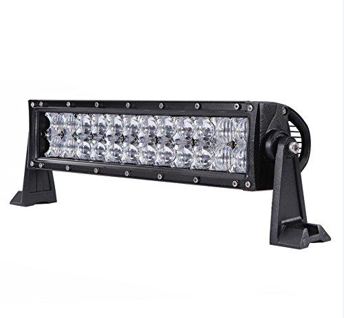 Zll/hohe Qualität Externe Scheinwerfer 35,6cm 120W 5D LED-Arbeitsleuchte Bar Combo Licht Tagfahrlicht Offroad fahren Lampe SUV (Scheinwerfer Für Golf-carts)