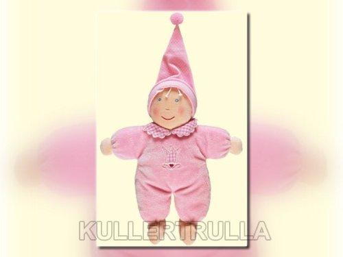 Die Spiegelburg 93398 Schmusepuppe Willkommen Porzellan Puppe Baby
