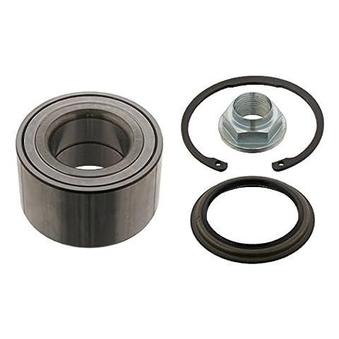 febi bilstein 31564 Radlagersatz mit Sicherungsringen (Vorderachse beidseitig) (Mazda 5 Mozzo Ruota)
