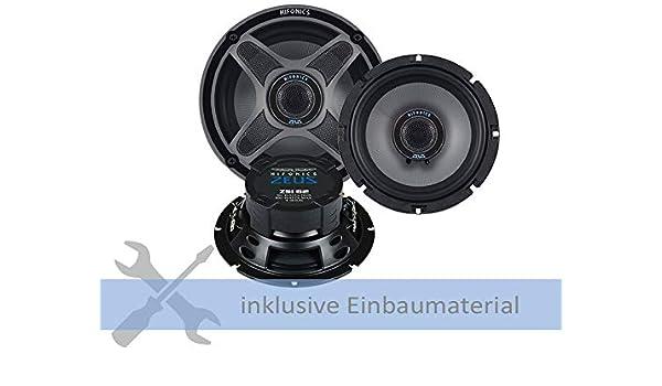 = HIFONICS Zeus ZSI62 165mm  2-Wege Coax Lautsprecher