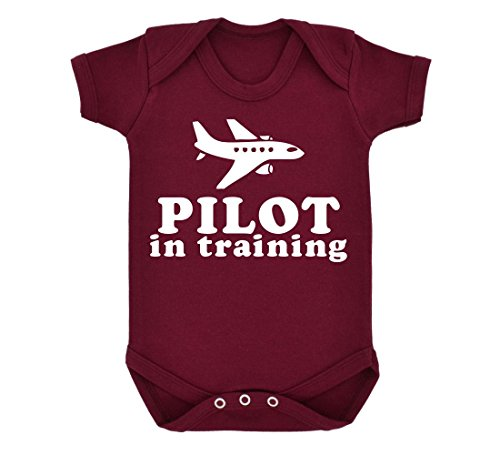 pilot-design-in-training-baby-body-marron-mit-weiss-kunstdruck-gr-68-rot-maroon