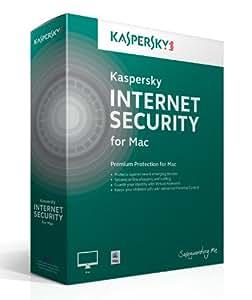 Kaspersky Internet Security 2014 (1 PC, 1 Year subcription) (Mac)