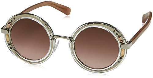 Jimmy Choo Damen GEM/S EO 16R 48 Sonnenbrille, Braun (Crypld Brown Shaded)