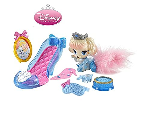 Disney Princess – Palace Pets – Beauty & Bliss Playset – Pumpkin – Figurine et Accessoires