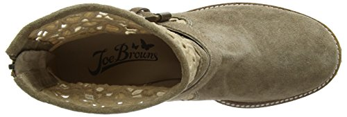 Joe Browns Amazing Summer Suede Boots, Stivaletti Donna Marrone (Brown (A-Tan))