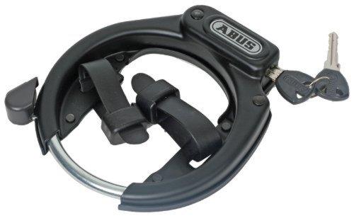 Abus Fahrradrahmenschloss 495 CL NKR, black