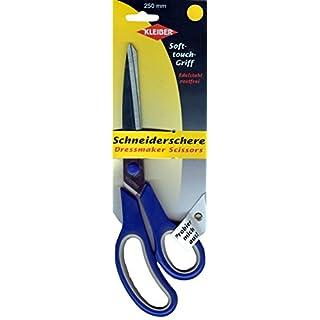 Kleiber 250 mm Stainless Steel Dressmaker Scissors, Blue