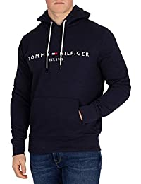 ad1eb1a4 Amazon.co.uk: Tommy Hilfiger - Hoodies / Hoodies & Sweatshirts: Clothing