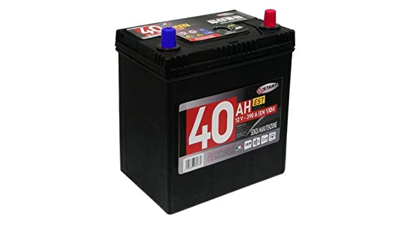Start Batteria Auto Batteria Auto DX 40AH 330A 12V