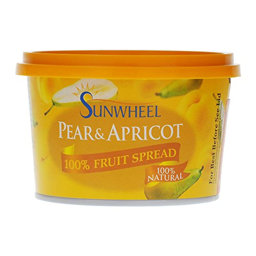 Sunwheel Pear and Apricot Spread, 300 g Test