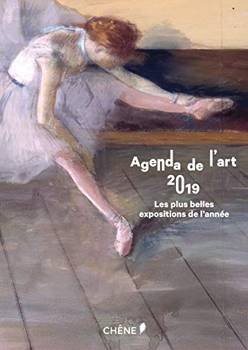 Agenda de l'art 2019 par Collectif