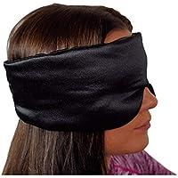 NAPPERBAND Luxuriöse Satin-Augenmaske aus Seide zum Schlafen Atmungsaktive Augenmaske Schlafmaske für Männer oder... preisvergleich bei billige-tabletten.eu