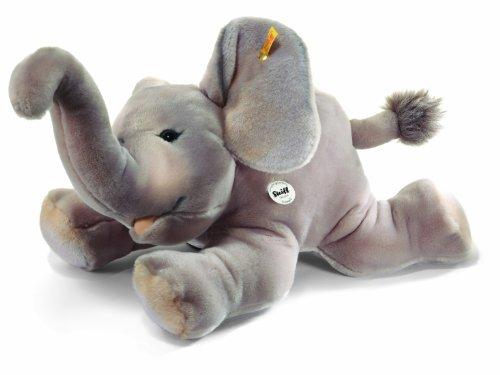 Steiff 064364 - Trampili Elefant, grau, 55 cm