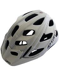 Giro, Casco bicicletta Hex, Bianco (matte white lines), S