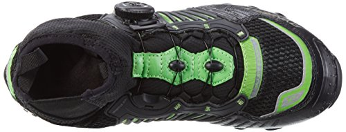 Dynafit Alpine Pro Gtx, Chaussures de Trail Mixte Adulte, Black-Dna Green, 10 UK Noir (0963 Black/Dna Green)