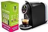 Wunderbar Selection Box - 1 Kapselmaschine GRATIS & 150 Kaffee, Tee und Gesundheits-Heissgeränke Kapslen (100% Kompostierbar)