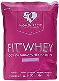 Fit Whey Protein Komplex 1 kg – Protein Shake für Muskelaufbau – Proteinpulver – Eiweiß Shake VANILLE