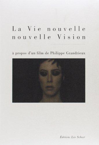 La Vie nouvelle / Nouvelle Vision (1DVD) par Nicole Brenez