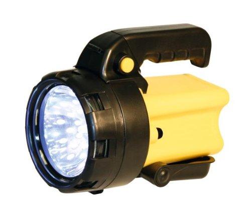 Kerbl 34708 Akku-Handscheinwerfer 36 LED inklusive Netzgerät