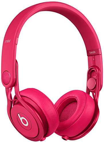 Dr. Dre Mixr Cuffie On-Ear, Rosa