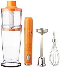 Wonderchef Regalia 63152404 350-Watt Hand Blender (Orange)