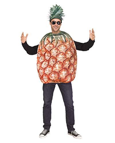 Horror-Shop Witzige Ananas Verkleidung für Erwachsene