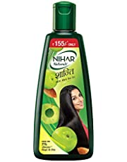 Nihar Naturals Shanti Amla Badam Hair Oil, 500 ml