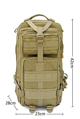 Rucksack outdoor Rucksack Rucksack wasserdicht Bergsteigen Tasche Color 30L