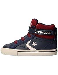 a6d0d362dbb7b Sneakers CONVERSE pro blaze strap hi primi passi pelle blu rosso
