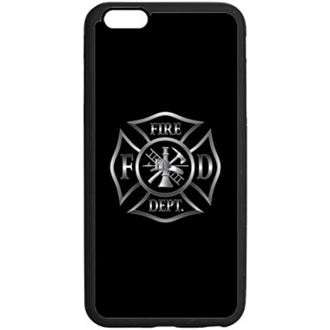 Design Fire Department Persoanlized iPhone 6 Plus 5,5 Custom Case Cover for iPhone 6 Plus 5,5