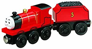 Learning Curve Wooden Thomas & Friends: James the Red Engine