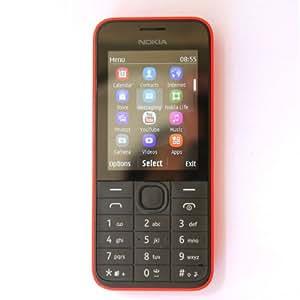 Nokia 208 (Red)