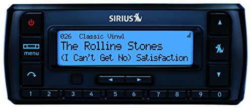 SIRIUSXM Satellite Radio Stratus 7 Satellite Radio