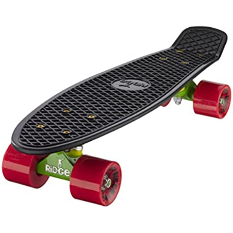 Ridge Mix It Up Mini Cruiser Skate Skateboard retro 22